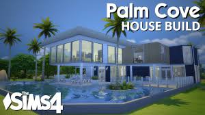 Small Picture The Sims 4 House Building Palm Cove w Simified YouTube