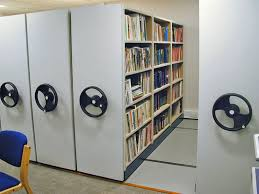 mobile library storage shelving system mobile book shelving systems for libraries