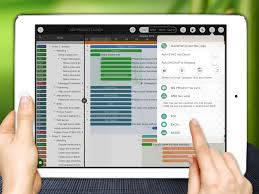 Gantt Chart Ipad Pro Project Management For Ipad Bundle Quickplan