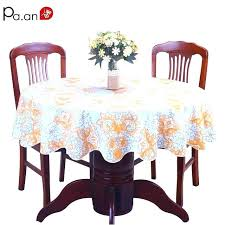 round plastic table cloth round plastic tablecloths past plastic tablecloth waterproof fl printed round table cover round plastic table cloth