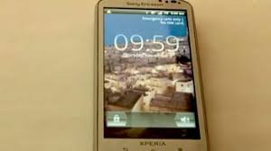 Video: Snap Judgement: Sony Ericsson XPERIA pro and the Lenovo ...