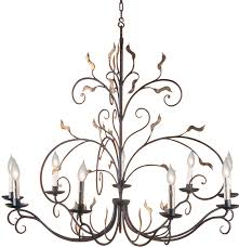 ironware lighting. Alexandra 9 Light Chandelier Ironware Lighting O