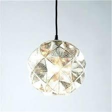 mercury glass pendant light light mercury glass geodesic dome pendant light shades of intended for fixture bell shade mercury glass pendant lights pottery