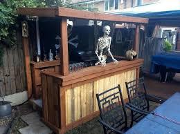 diy pallet patio bar. Diy Pallet Patio Bar