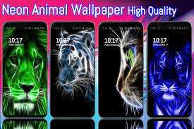 Neon Animal wallpaper for Android - APK ...