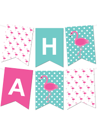 Free Printable Party Banners