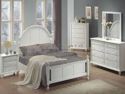 distressed white bedroom furniture modern wood interior home photo