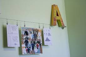 related images. Colorful photo hanging clips
