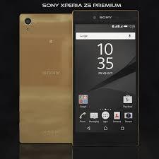 sony xperia z5 premium gold. sony xperia z5 premium gold 3d model max obj fbx c4d mtl 1 cgtrader.com