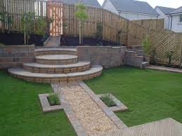 Small Picture Wood retaining wall design example Video and Photos