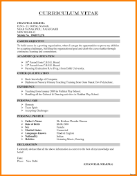 Resume Sample Doc Resume Sample Download Doc 100 Cv 100 Forklift 100a Example Free 17