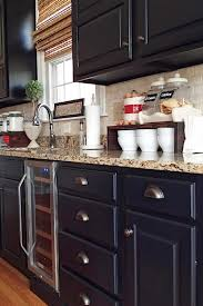 lovely best 25 milk paint cabinets ideas on kitchen at painting black