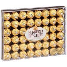 Kẹo Socola Ferrero Rocher Hộp Quà Socola Hạt Phỉ 48 Viên - USA - 600g -  Omely - Candy & Snack Shop
