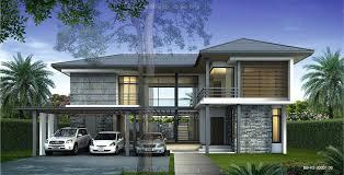 tropical house design plans simple modern tropical house design