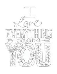 Add another element to your down time with positive quotes. Quote Coloring Pages For Adults
