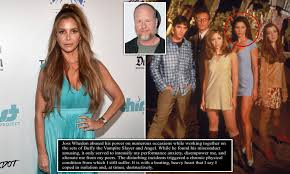 Buffy the vampire slayer and angel actor, charisma carpenter has taken to twitter to reveal the extent of joss whedon's bullying behaviour whilst she worked on the show. Sxuxdq9spipuqm