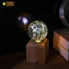 Led Light Bulb E27 3d Decorative Led Lamp 110v 220v Bombillas Led