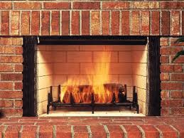image of wood burning fireplaces photo
