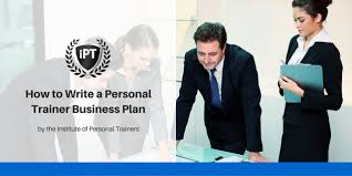 Personal Trainer Business Plans Personal Trainer Business Plan Institute Of Personal Trainers