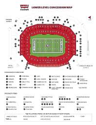 Gillette Stadium Seating Map Shirmin Info