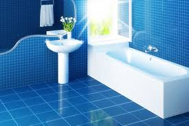 Blue Bathtub 24 small bathroom remodel before and after blue tile bathroom 5897 by xevi.us
