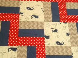 Gallery - Legacy Threads & This nautical kid's quilt was quilted with an