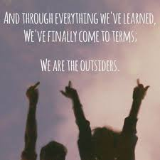 The Outsiders Quotes 40 Daily Quotes Inspiration The Outsiders Quotes