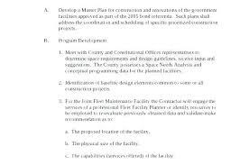 Design Proposal Sample Architectural Design Proposal Template