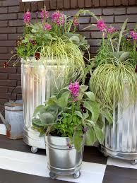 create a mobile container garden