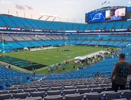 Bank Of America Stadium Section 323 Seat Views Seatgeek