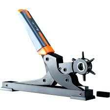 metal hole punch pliers home depot leather hole punch tabletop puncher leather hole punch