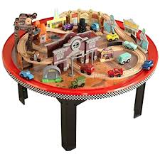 wood train table round train table instructions designs wooden train table with drawers wood train table