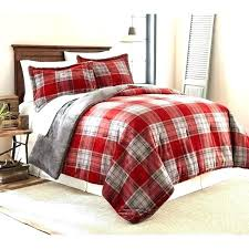 buffalo plaid duvet cover king red covers luxury ideas medium size of p check flannel queen buffalo check bedding