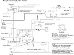 meyer wire diagram meyer snow plow wiring diagram for headlights wiring diagram 62150 blizzard truck side tripple relay vehicle