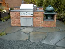 outdoor kitchen plans big green egg designs