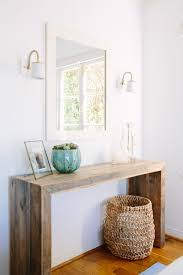 Innovative Entry Hall Console Tables With Best 25 Entrance Ideas On Pinterest