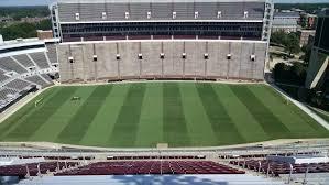 Davis Wade Stadium Seating Chart Davis Wade Stadium Section 307 Rateyourseats Com