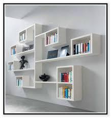 interior lovely wall mounted bookcase of mount bookshelves aegpartnernet simpleminimalist book shelves positive 9
