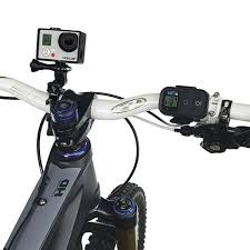 Action Camera Adjustable Bike Mount Zoozoob