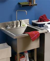 laundry room with stainless steel utility sink transitional inside glamorous sinks 2 cabinet transit