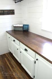 how to make wood countertops farmhouse style and easy how to make wood full view reclaimed how to make wood countertops