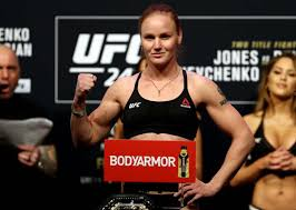 UFC 255: Valentina Shevchenko successfully keeps title despite showing from  Jennifer Maia