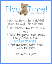 Shower Games For Baby Boy  Baby Shower Ideas GalleryShower Games For Baby