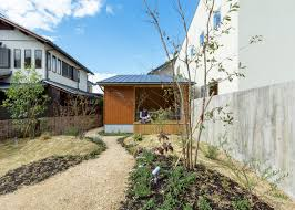 Japanese Garden Structures Two Structure House Idea With Modern And Traditional Japanese