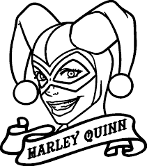 Some of the coloring page names are 20 harley quinn coloring, joker and harley quinn coloring at. Harley Quinn Coloring Pages 1nza