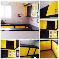 Design Kitchen Online In India Yellow Kitchen Designs Kitchen Furniture Design Luxury Kitchen Design
