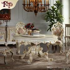 european antique dining room furniture hand carved dining room set italian style furniture classic round dining chair european style furniture classic
