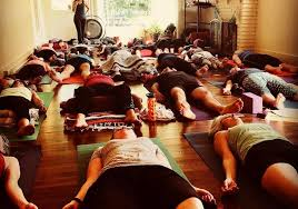 yoga nidra brought to you by a sleepless night
