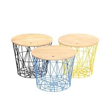 coffee table with basket storage inch round storage wire coffee table coffee table storage baskets