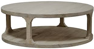 coffee table marvelous reclaimed wood round design